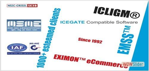 EXIMON com India's No 1 EXIM Portal (Immortal Computer Lab Pvt Ltd)