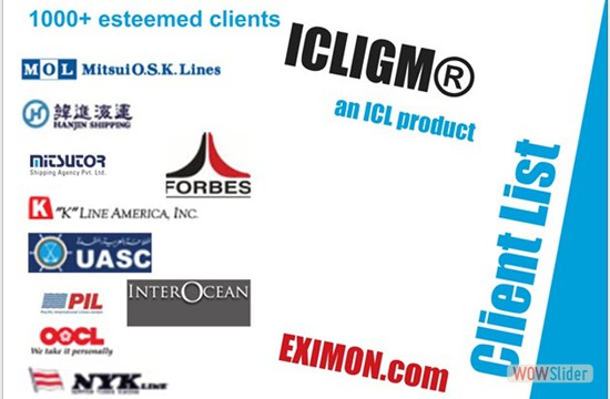 ICLIGM™ An Enterprise Software Solution for Shipping Companies